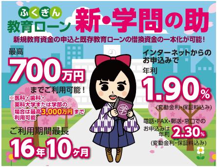 福島銀行・新学問の助