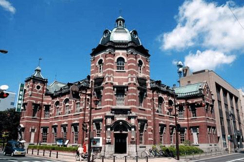 岩手銀行の旧本店本館