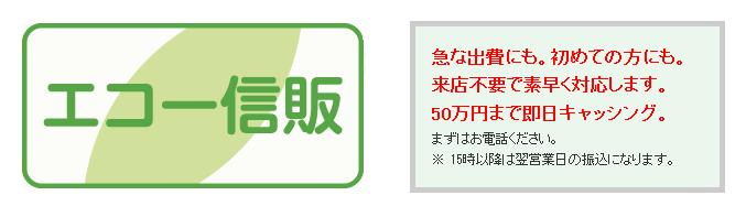 北海道のエコー信販株式会社
